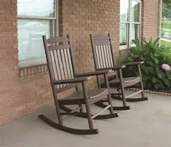 Berlin Patio Furniture Berlin Patio Furniture Berlin Gardens Poly Porch Rocker From