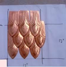 tile amazing copper roof tiles home decor color trends classy