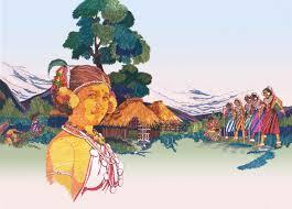 illustrator smita upadhye med coloured sketch pens and inks