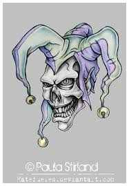free temporary designs cat paws singer evil jester