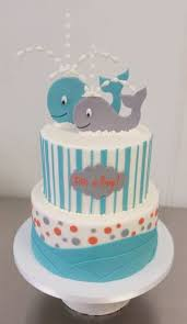 whale baby shower cake baby shower cakes fluffy thoughts cakes mclean va and
