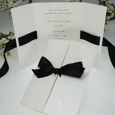 Wedding Programs With Ribbon The 25 Best Handmade Wedding Invitations Ideas On Pinterest