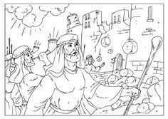 dibujo para pintar sobre zaqueo zaqueo pinterest zacchaeus