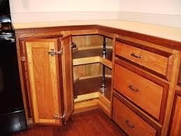 Kitchen Corner Cabinet Solutions Corner Upper Kitchen Cabinets Kitchen Remodel Ideas Pinterest Ts