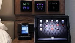 chambre high tech les hôtels high tech dans le monde domotiques by domadoo