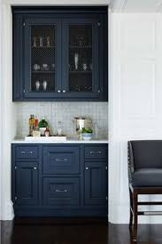 Blue Lace Benjamin Moore 25 Interior Designers Weigh In On The Best Kitchen Paint Colors