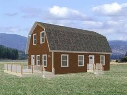 gambrel house plans gambrel barn cabin floor plans blueprints 9 99