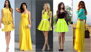 how to wear yellow different styles and color combinations the