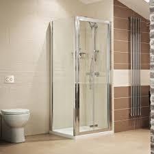 Folding Shower Door Folding Bi Fold Shower Doors Adeltmechanical Door Ideas How To