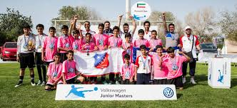 volkswagen kuwait kuwait club crowned volkswagen junior masters middle east 2016