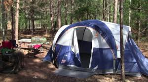 Coleman Namakan Fast Pitch 7 by 35 Coleman Bayside 8 Person Tent Coleman Bayside Tent Review