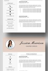 free creative resume templates word resume template cool notepad best hr with free creative