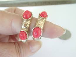 bergere earrings vintage bergere earrings bergere jewelry bergere items