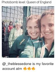 England Memes - photobomb level queen of england is my favorite account atm