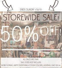happy everything sale storewide sale 50 almost everything a dodson s