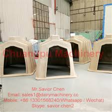 Plastic Calf Hutches Dairy Farm Plastic Group Calves Shelter Group Calf Hutches Buy