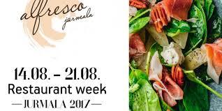 cuisine 1000 euros jurmala restaurant week jūrmala tourismjūrmala tourism