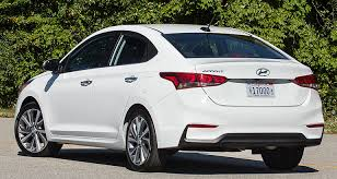hyundai accent milage 2018 hyundai accent preview consumer reports