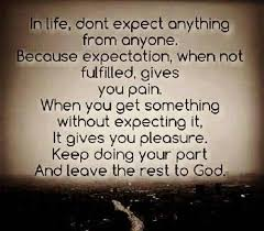 quotes lessons goes on is and god is