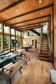 impressive modern home built on dunes of lake michigan asks 10m