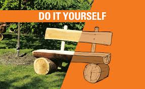 Diy Wooden Garden Bench by Diy Guide U2013 Garden Bench Stihl Blog
