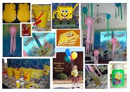 spongebob party ideas my creative way creative spongebob party ideas