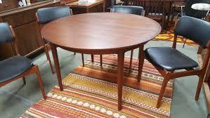 round teak dining table superb round teak dining table espan us