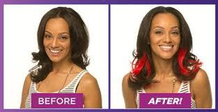 demi lovato hair extensions demi lovato launches secret color hair extensions headband