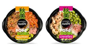 2 recettes de cuisine comptoir sushi propose 2 recettes de poke bowl cuisine des tendances