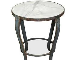 Marble Bistro Table Marble Bistro Table Etsy