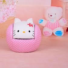 Hello Kitty Toddler Sofa Round Hello Kitty Chair Set Kids Sofa With Ottoman Children Sofa