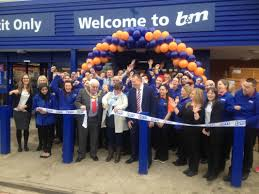 b u0026m lifestyle b u0026m opens new store in spondon