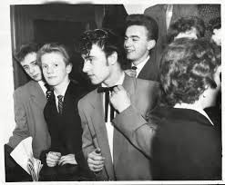 the teddy boys hairstyle what about the teddy boys the fashion jumper
