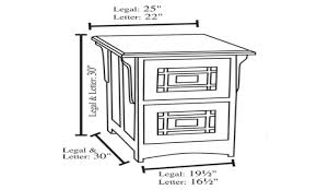 File Cabinet Drawer Dimensions Filing Cabinet Dimensions Metric Best Cabinet Decoration