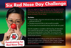 Challenge Nose And Wpbsa Launches Six Nose Day Challenge Wdbs