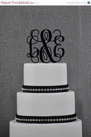 best 25 monogram wedding cake toppers ideas on pinterest