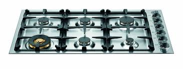 32 Inch Gas Cooktop Burners Elements 6 Cooktops