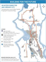 Seattle Public Transit Map by Huge Support For Safe Streets At Move Seattle Hearing Need To