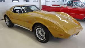 1973 corvette engine options 1973 chevrolet corvette stingray stingray stock 421663 for sale