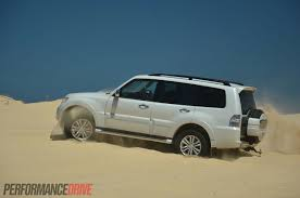 2014 mitsubishi pajero exceed review performancedrive