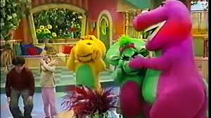 barney come on over to barney u0027s house vhs version video