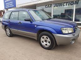 Used Subaru Forester Suv 2 0 X 5dr In Luton Bedfordshire Car