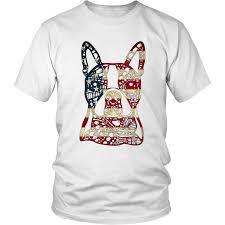 Boston Terrier Flag American Flag Boston Terrier T Shirts U0026 Hoodies U2013 Jill U0027n Jacks