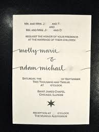informal wedding invitations tips easy to create informal wedding invitation wording free