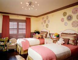 bedroom fresh little girl bedroom ideas with stylish design cool contemporary kids bedroom with twin beds under