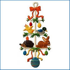 easter ornament tree wilhelm schweizer easter ornament collection from jordanwood