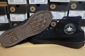 Sepatu Converse Pic sepatu converse all high black grosir sepatu murah