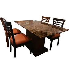 4 seater dining table with bench 4 seater marble dining table at rs 38000 set dining table id