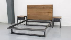 Handmade Industrial Furniture - image result for industrial bed bedroom industrial