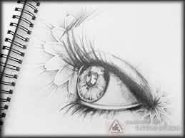 tattoo zanda eye sketch riga sstudio collective ar by